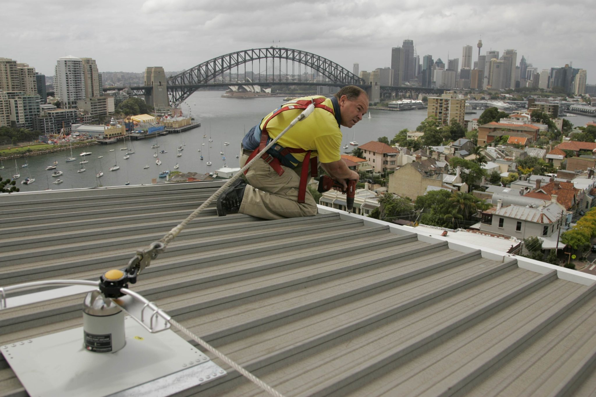Height Safety Installers in Sydney
