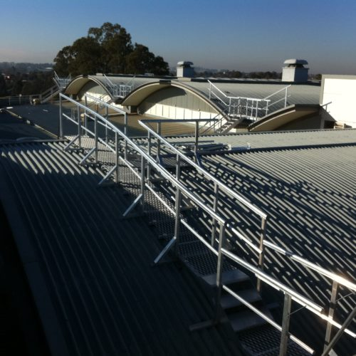 Safe Access Roof Walkways
