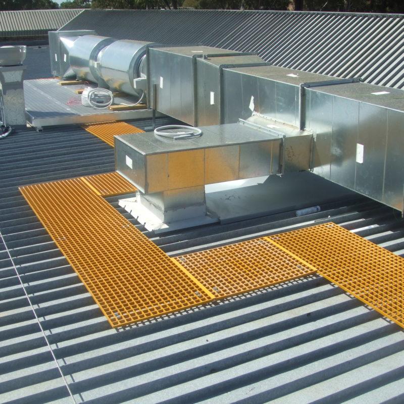 Safe Access Roof Walkways